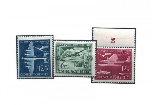 Deutsches Reich 866/68 postfrisch