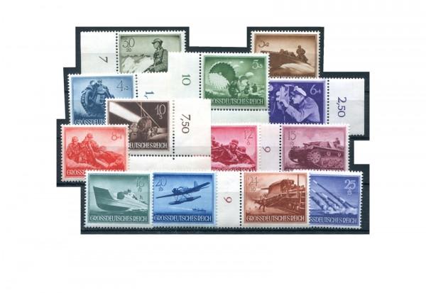 Deutsches Reich Mi.Nr. 873/85 postfrisch
