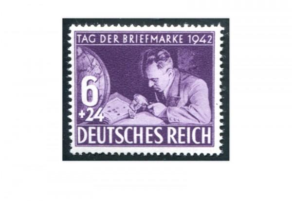 Briefmarke Deutsches Reich Tag der Briefmarke Michel-Nr. 811 postfrisch