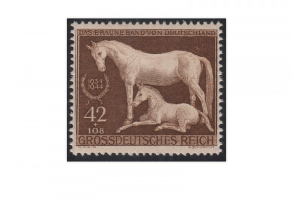 Deutsches Reich Mi.Nr. 899 **