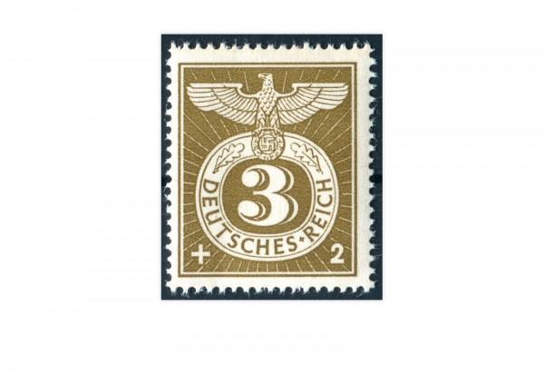Briefmarke Deutsches Reich Sonderstempelmarke 1943 Michel-Nr. 830