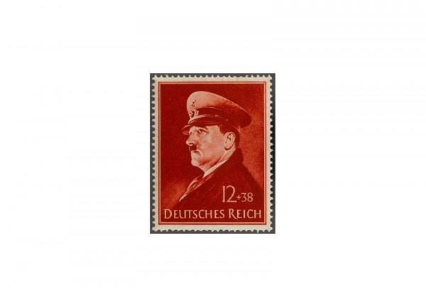 Briefmarke Deutsches Reich 1941 Michel-Nr. 772 y postfrisch waagerechte Riffelung