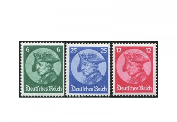Deutsches Reich Mi.Nr. 479/481 postfrisch geprüfter Satz