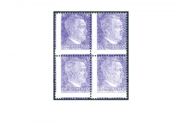 Deutsches Reich Michel-Nr. 785 F (vz) postfrisch Hitler im Regen