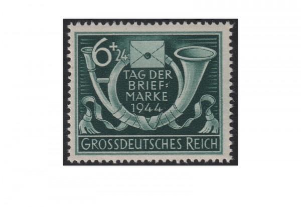 Briefmarke Deutsches Reich Tag der Briefmarke Michel-Nr. 904 postfrisch