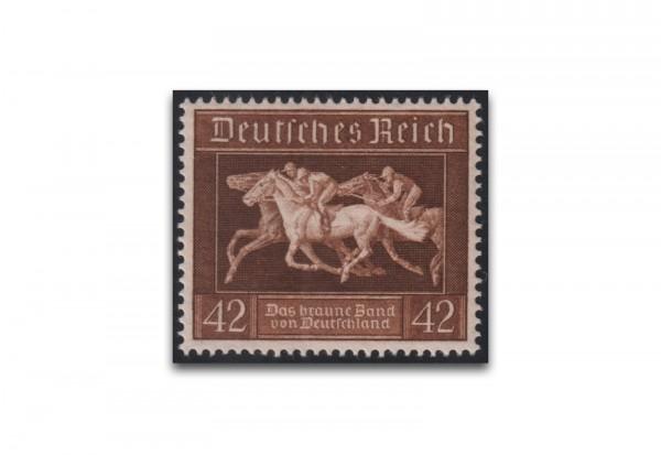 Briefmarken Deutsches Reich Braunes Band 1936 Michel-Nr. 621 postfrisch