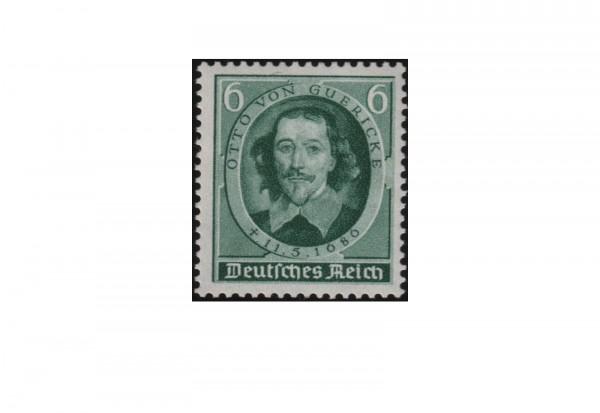 Briefmarken Deutsches Reich Otto von Guericke 1936 Michel-Nr. 608 postfrisch