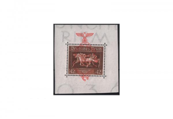 Deutsches Reich Michel-Nr. 649 Einzelmarke aus Block 10 postfrisch