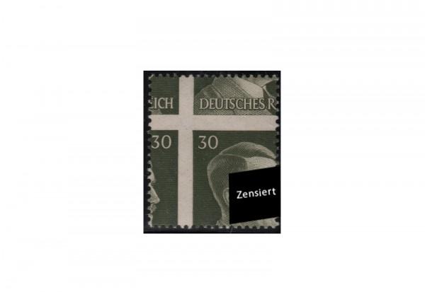 Deutsches Reich Michel-Nr. 794 postfrisch markante Verzähnung