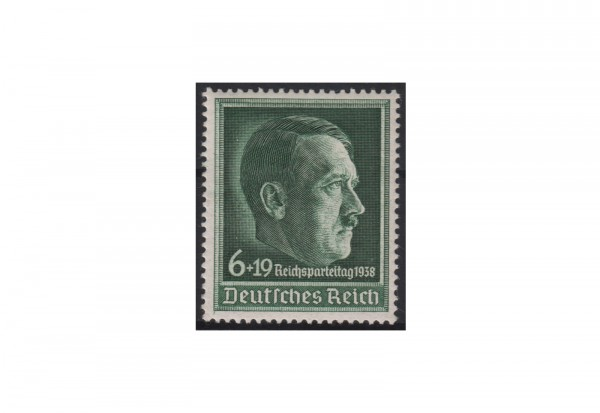 Deutsches Reich Michel-Nr. 672 y Falz