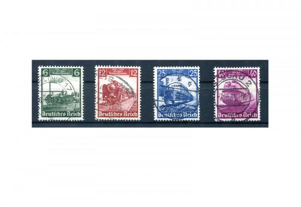 Deutsches Reich Mi.Nr. 580/583 gestempelt