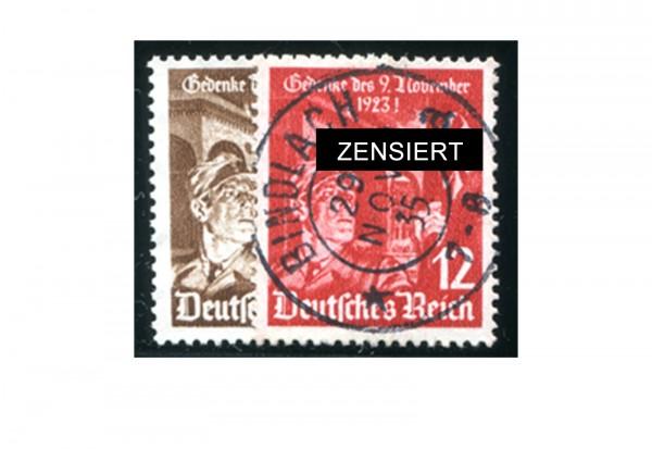Deutsches Reich Mi.Nr. 598/599 gestempelt