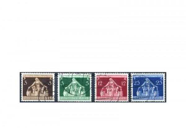 Deutsches Reich Mi.Nr. 617/20 gestempelt