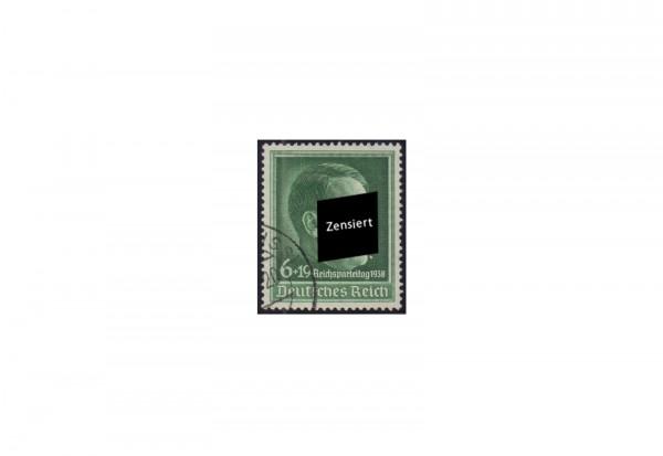 Briefmarke Deutsches Reich Hitler Michel-Nr. 672 x gestempelt