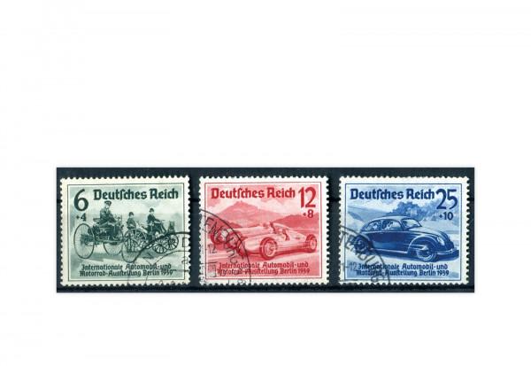 Deutsches Reich Mi.Nr. 686/88 gestempelt