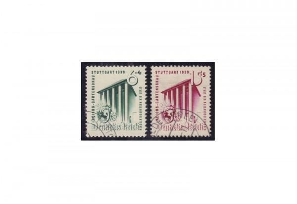 Deutsches Reich Mi.Nr. 692/93 gestempelt