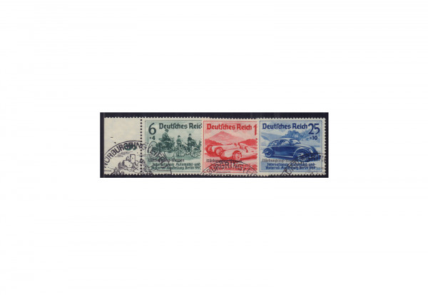 Deutsches Reich Mi.Nr. 695/97 gestempelt