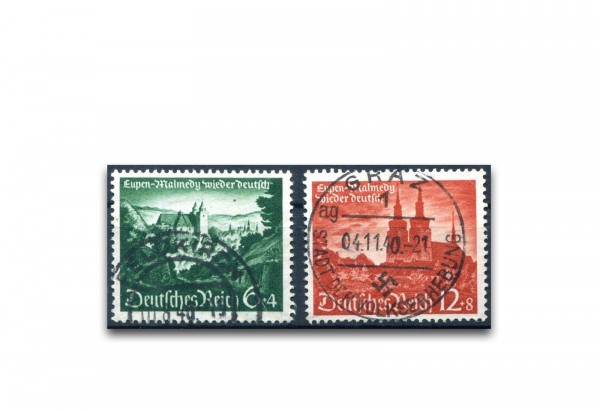 Deutsches Reich Mi.Nr. 748/749 gestempelt