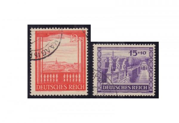 Deutsches Reich Mi.Nr. 804/805 gestempelt