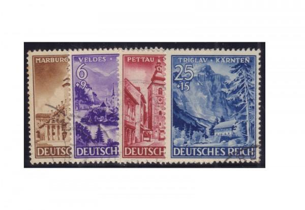 Deutsches Reich Mi.Nr. 806/09 gestempelt