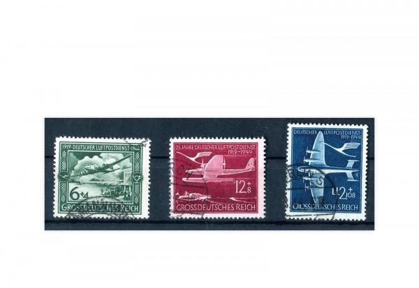 Deutsches Reich 866/68 gestempelt