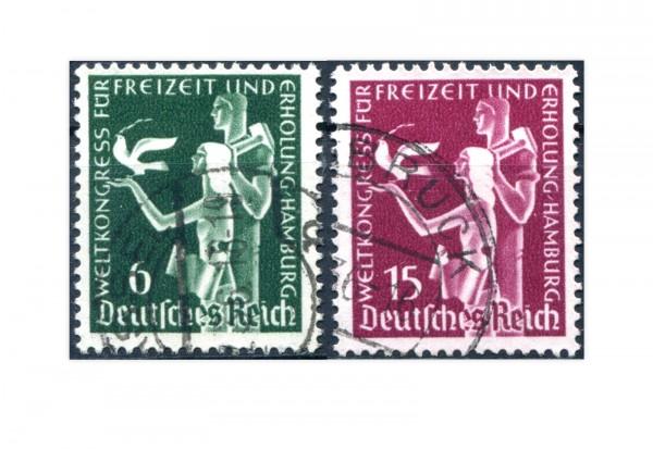 Deutsches Reich Mi.Nr. 622/23 gestempelt