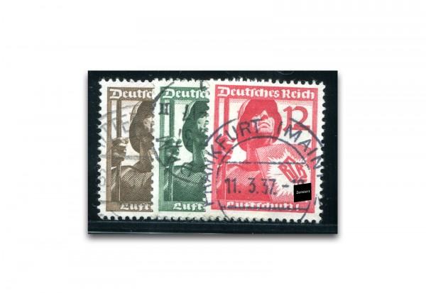 Deutsches Reich Mi.Nr. 643/645 gestempelt