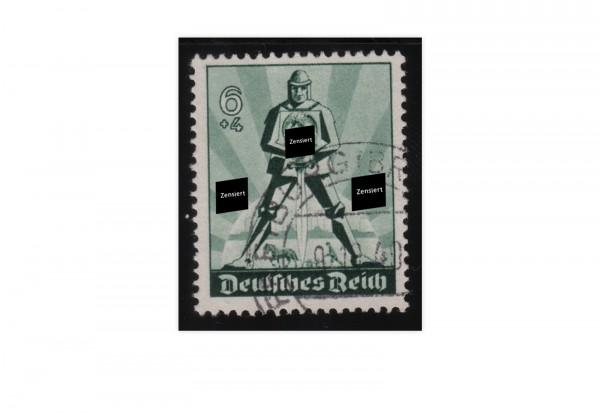 Deutsches Reich Mi.Nr. 745 gest. Tag der Arbeit im III. Reich