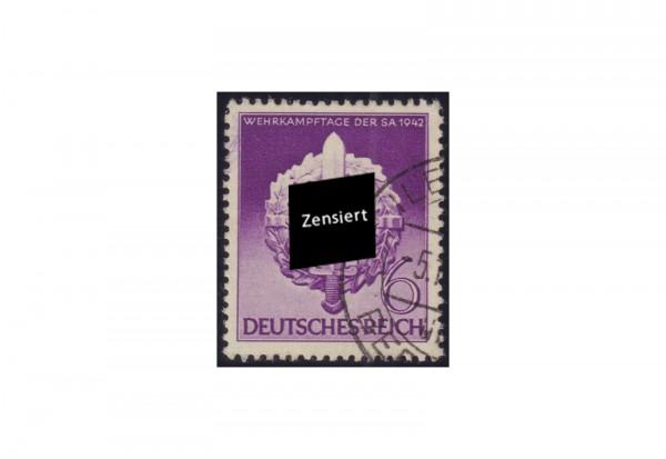 Deutsches Reich Michel-Nr. 818 gestempelt