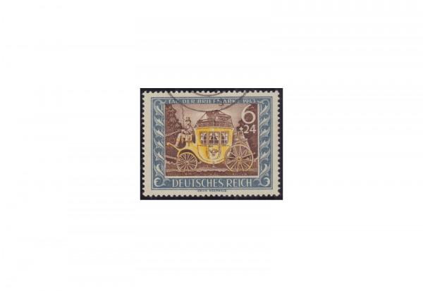 Deutsches Reich Michel-Nr. 828 gestempelt