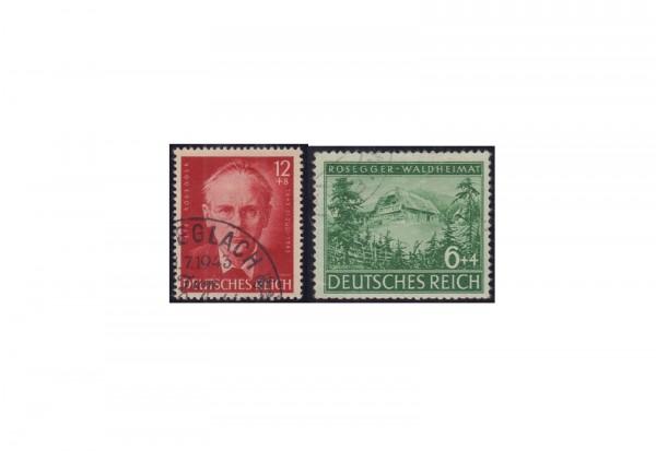 Deutsches Reich Mi.Nr. 855-856 gest.