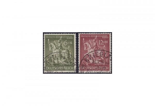 Deutsches Reich Mi.Nr. 860-861 gestempelt