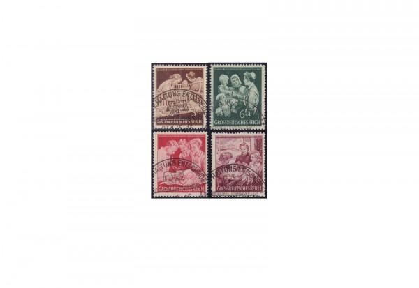 Deutsches Reich Mi.Nr. 869-872 gest.