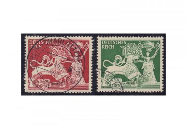 Deutsches Reich Mi.Nr. 816/17 gestempelt