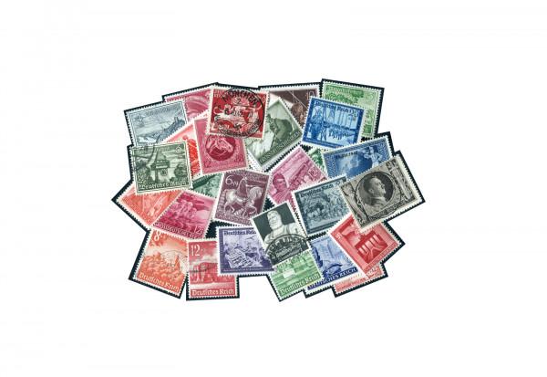 Briefmarken Sammlung Deutsches Reich Zuschlagsmarken von 1933-1945