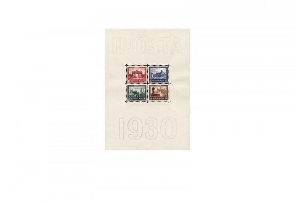Deutsches Reich 1930 Block 1 postfrisch