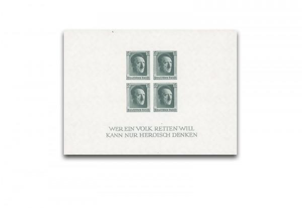 Deutsches Reich Block 8 postfrisch