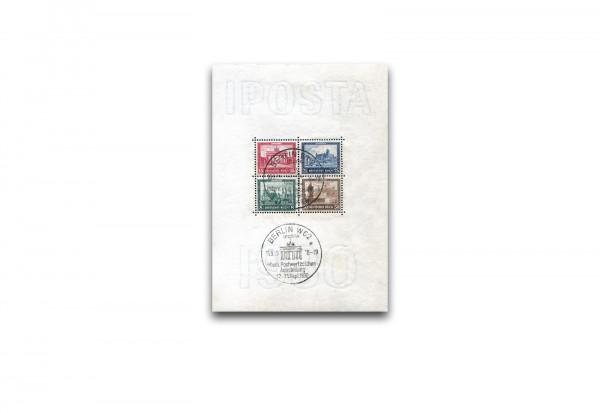 Deutsches Reich Block 1 gest. gp. IPOSTA 1930