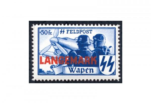 Deutsche Besetzung: Belgien/Flämische Legion Michel Nr. XX postfrisch