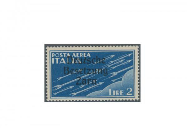 Briefmarke Deutsches Reich Zara Flugpostmarke 1943 Michel-Nr. 28 PF XV postfrisch Fotobefund