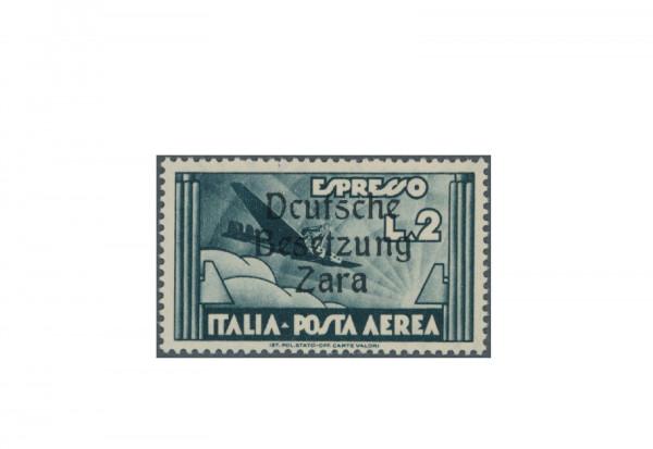 Briefmarke Deutsches Reich Zara Flugpost-Eilmarke 1943 Michel-Nr. 31 PF XVI postfrisch Fotobefund