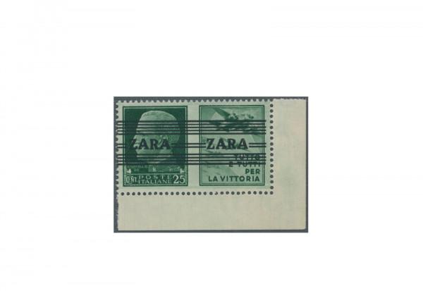 Briefmarke Deutsches Reich Zara Freimarke 1943 Michel-Nr. 35.1 PF II postfrisch Fotobefund