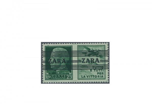 Briefmarke Deutsches Reich Zara 1943 Michel-Nr. 35.1 Type II postfrisch Fotobefund