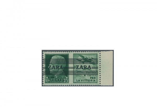 Briefmarke Deutsches Reich Zara Freimarke 1943 Michel-Nr. 35.1 Type III + II postfrisch Fotobefund