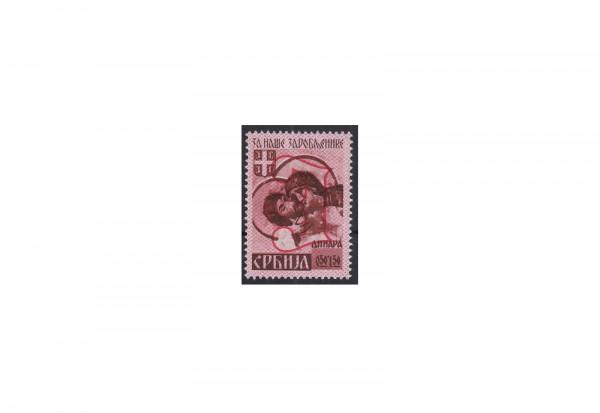 Serbien Mi.Nr. 54 III postfrisch