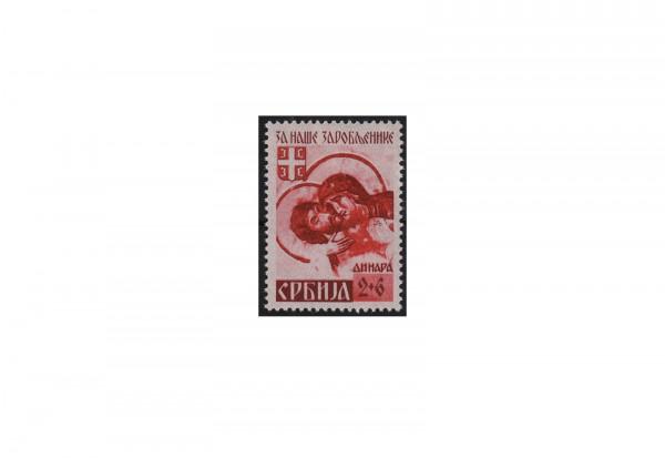 Serbien Mi.Nr. 56 A II postfrisch