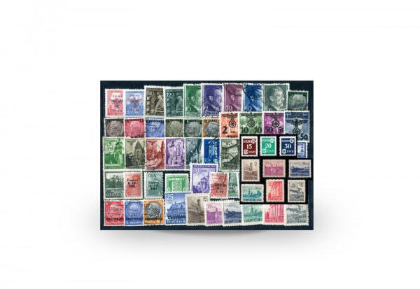 Briefmarken Deutsches Reich 1939-1945 Estland-Landespost postfrisch
