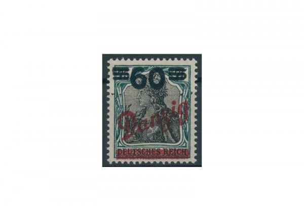 Briefmarke Deutsches Reich Freie Stadt Danzig 1921 Michel-Nr. 72 postfrisch