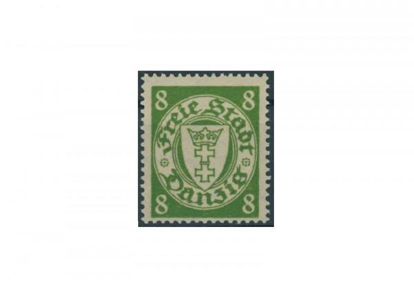 Briefmarke Deutsches Reich Freie Stadt Danzig 1937 Michel-Nr. 273 postfrisch