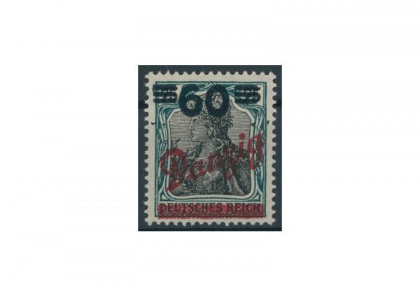 Briefmarke Deutsches Reich Einzelausgabe Danzig 1920-1939 Michel-Nr. 72 gestempelt